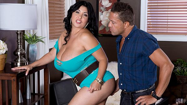 Daylene Rio Busty Latina Heat pornmegaload.com