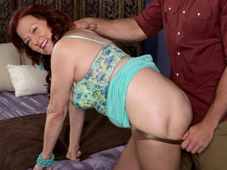 Katherine Merlot - XXX Granny video