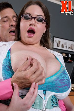 Nixie Night - XXX BBW photos