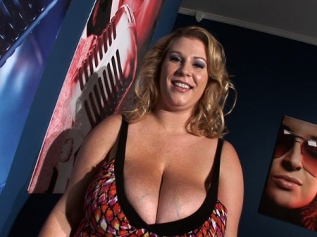 Renee Ross - Behind The Scenes BBW video