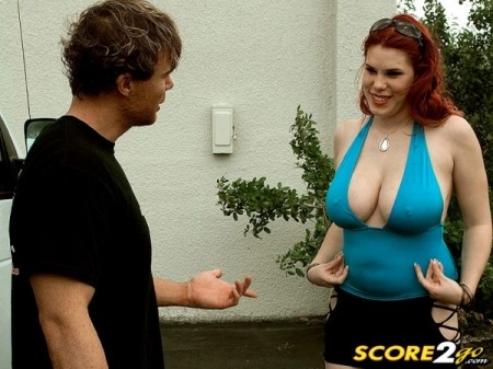 Jolie Rain - XXX Big Tits video
