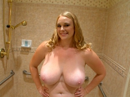 Cameron Skye - Behind The Scenes BBW video