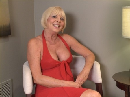 Scarlet Andrews - Interview Granny video