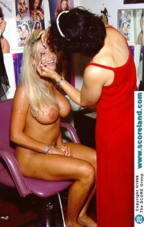 boobs carrington model