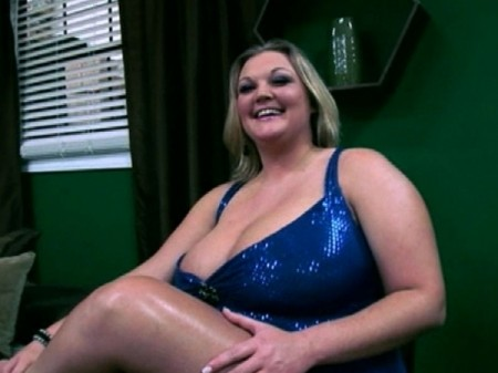 Anna Kay - Behind The Scenes BBW video