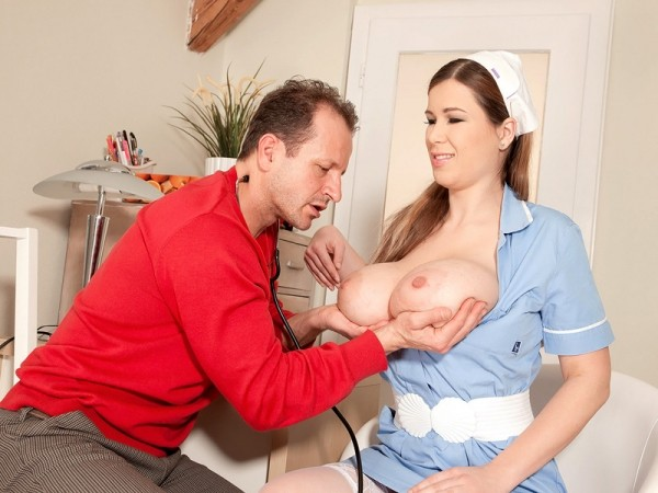 Terry Nova Terry Nova Is Nurse Big Tits