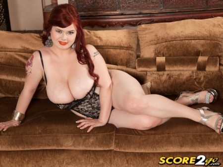 Roxanne Miller - Solo BBW video