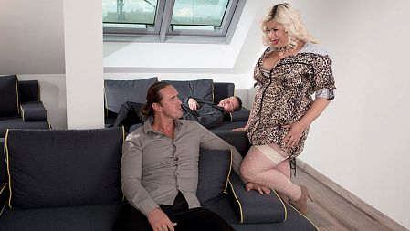Gina George - XXX BBW video