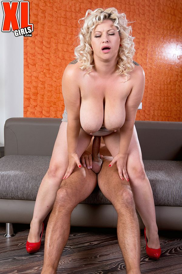 Gina George - XXX BBW photos