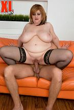 Patricia Gold - XXX BBW photos