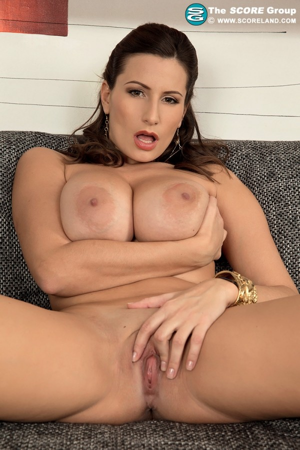 Sensual Jane - Solo Big Tits photos