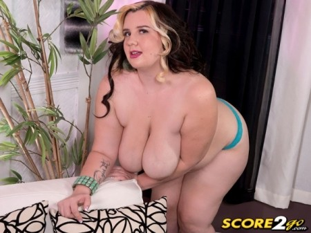 Marilyn White - Solo BBW video