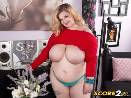 Sashaa Juggs - Solo BBW video