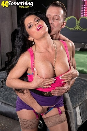 Jade Steele - XXX MILF photos