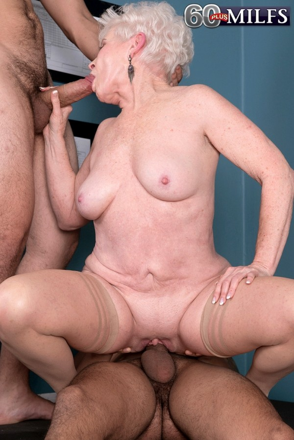 James Kickstand - XXX Granny photos
