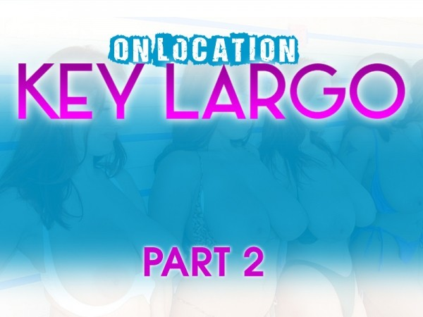 Chloe Vevrier On Location Key Largo Part 2