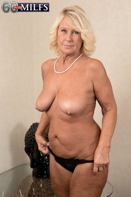 60 plus gilf gets off in wet tshirt 7