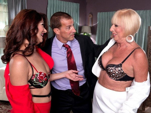 Scarlet Andrews What will Scarlet and Renee do to get the job? Anything!