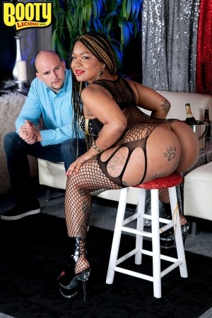 Diamond Monroe - XXX Big Butt photos