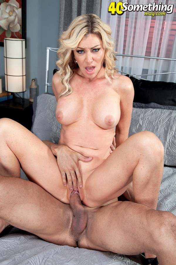 Consider, that mature blonde milf porn star