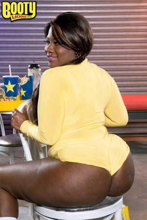 Stacy Love - Solo Big Butt photos