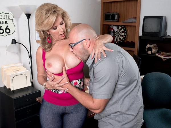 Laura Layne Laura's quick fix for an aching cock