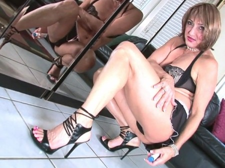 Jillian Foxxx - Solo Feet video