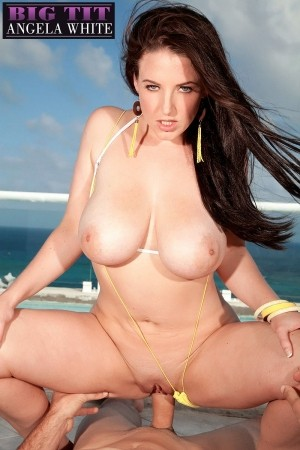 Angela White - XXX Big Tits photos thumb