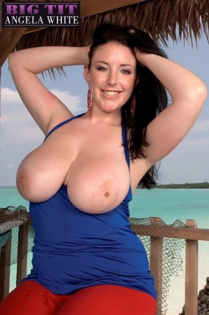 Angela White - Solo Big Tits photos