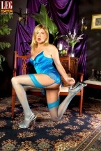 Teasing in teal. I love to seduce foot boys with my tootsies and