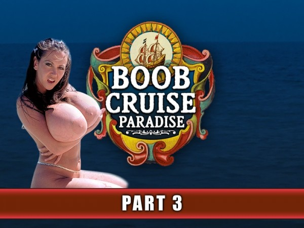 Dawn Stone Boob Cruise Paradise Part 3