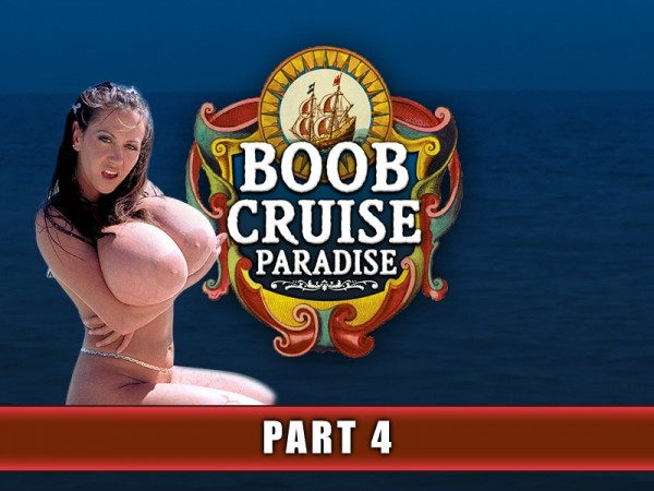 Dawn Stone Boob Cruise Paradise Part 4