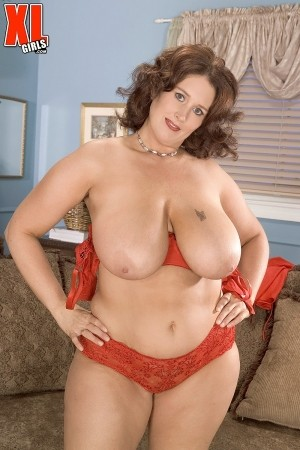 Dusty Rose - Solo BBW photos