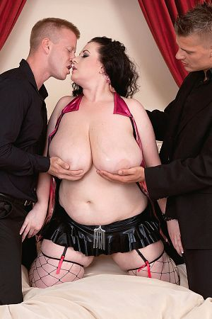 Anna Beck Anna's First 3Some