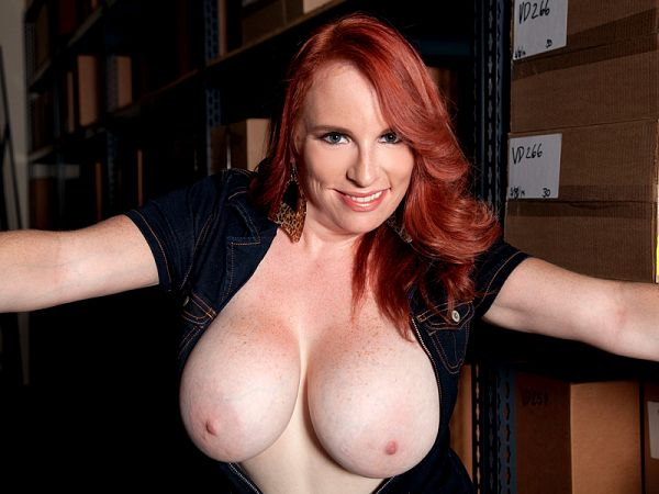 Red Vixen Boob Warehouse