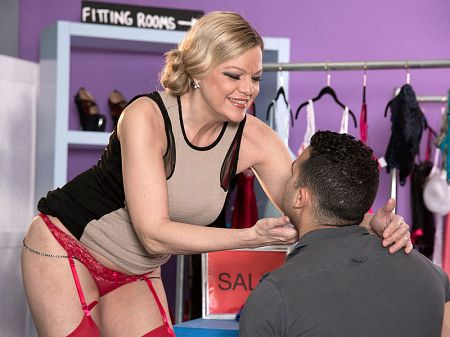 Lena Lewis - XXX MILF video