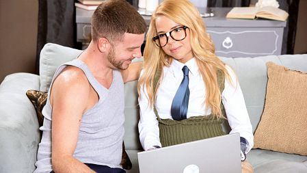 Alina West - XXX Teen video