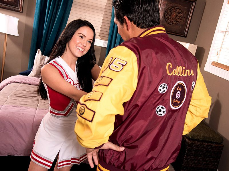 Megan Rain Bad Cheerleader