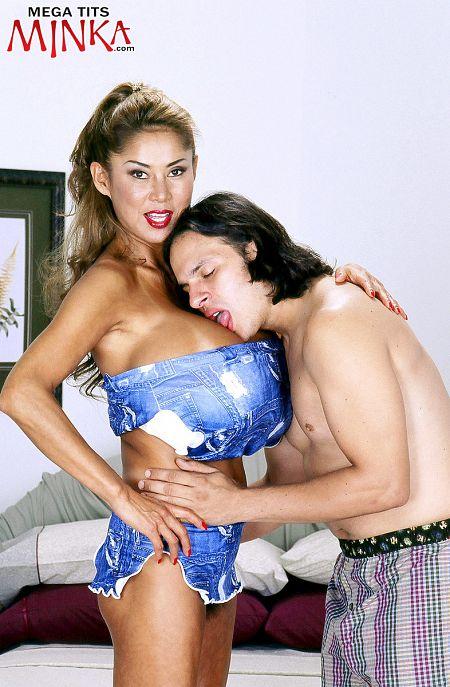 Minka & Hung Anthony