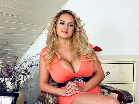 Katie Thornton - Interview Big Tits video