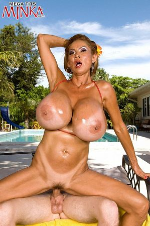 Minka - XXX Big Tits photos thumb