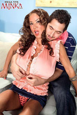 Minka - XXX Big Tits photos