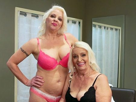 Vikki Vaughn - Interview Granny video