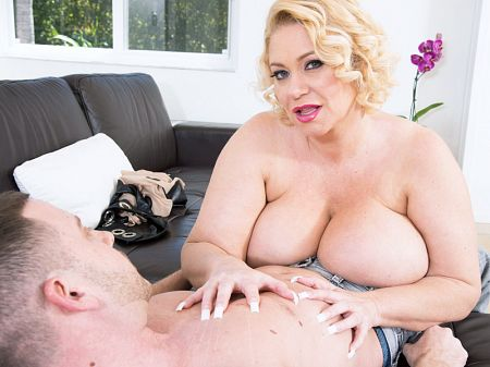 Samantha 38G - XXX BBW video