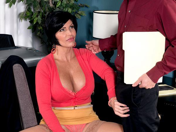 Shay Fox - XXX Big Tits video