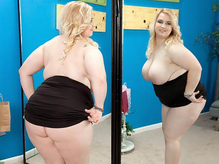 Nikky Wilder - Solo BBW video