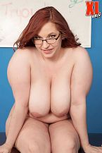 Sadie Spencer - Solo BBW photos