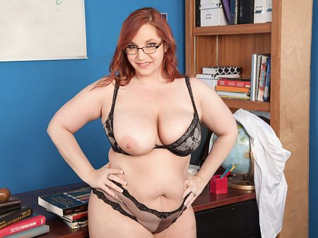 Sadie Spencer - Solo BBW video
