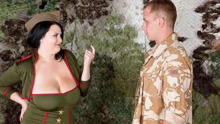 Barbara Angel - XXX BBW video
