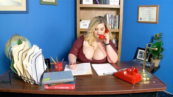 Sashaa Juggs Secretary of Bust